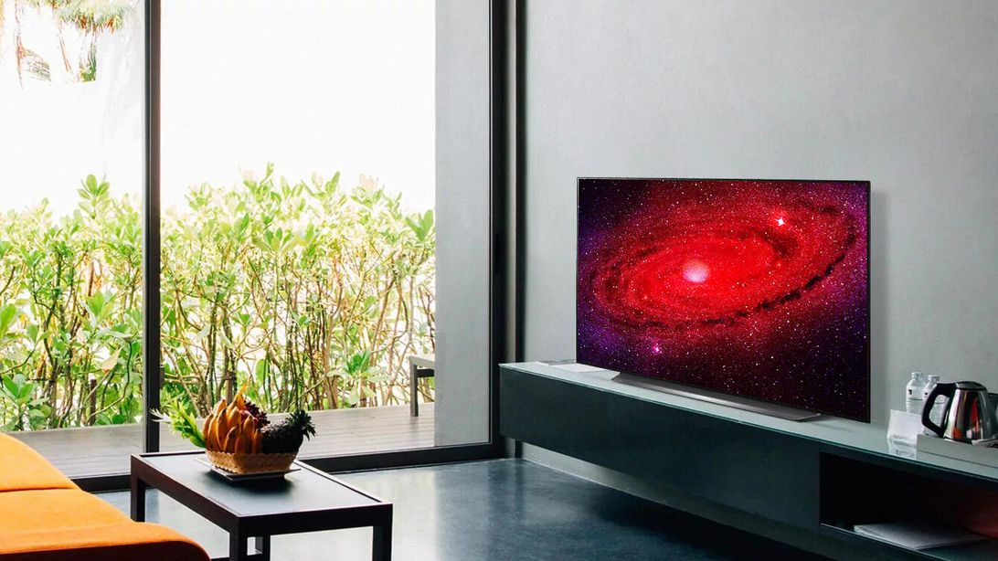 Buy LG's phenomenal CX-series OLED TV and get a $150 gift card