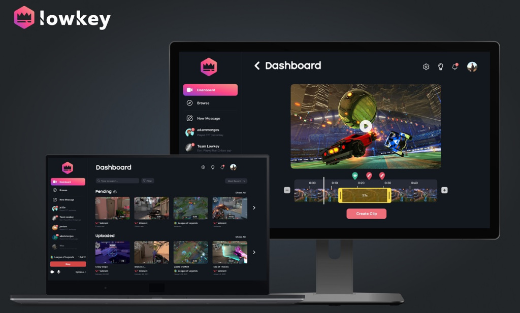 Lowkey raises $7M to capture your gameplay moments
