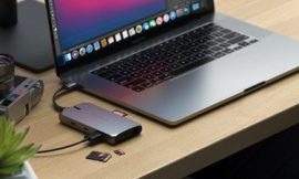 Satechi Launches New 9-in-1 On-the-Go Multiport USB-C Adapter