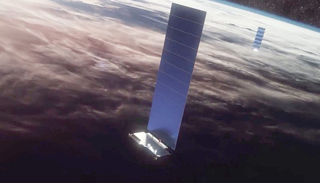 Amazon hails 'positive outcome' in FCC's SpaceX satellite ruling