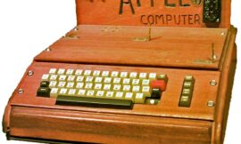To fund the creation of Apple's first computer, Steve Wozniak and Steve Jobs sold…