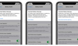 Upcoming iOS update will bring battery recalibration for the iPhone 11 series