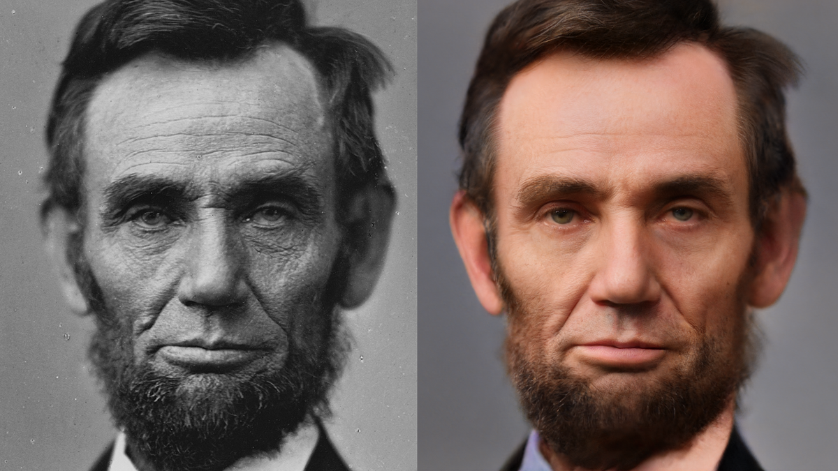 New Photo Colorization AI Fixes Early Photography's Old Man Wrinkle Effect – Review Geek