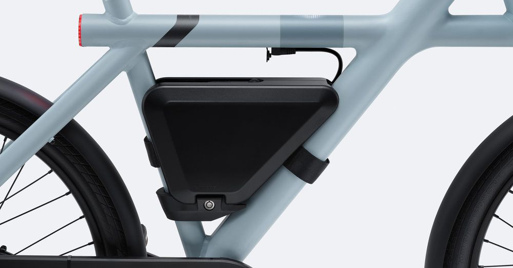 VanMoof's PowerBank is a range extender and problem solver