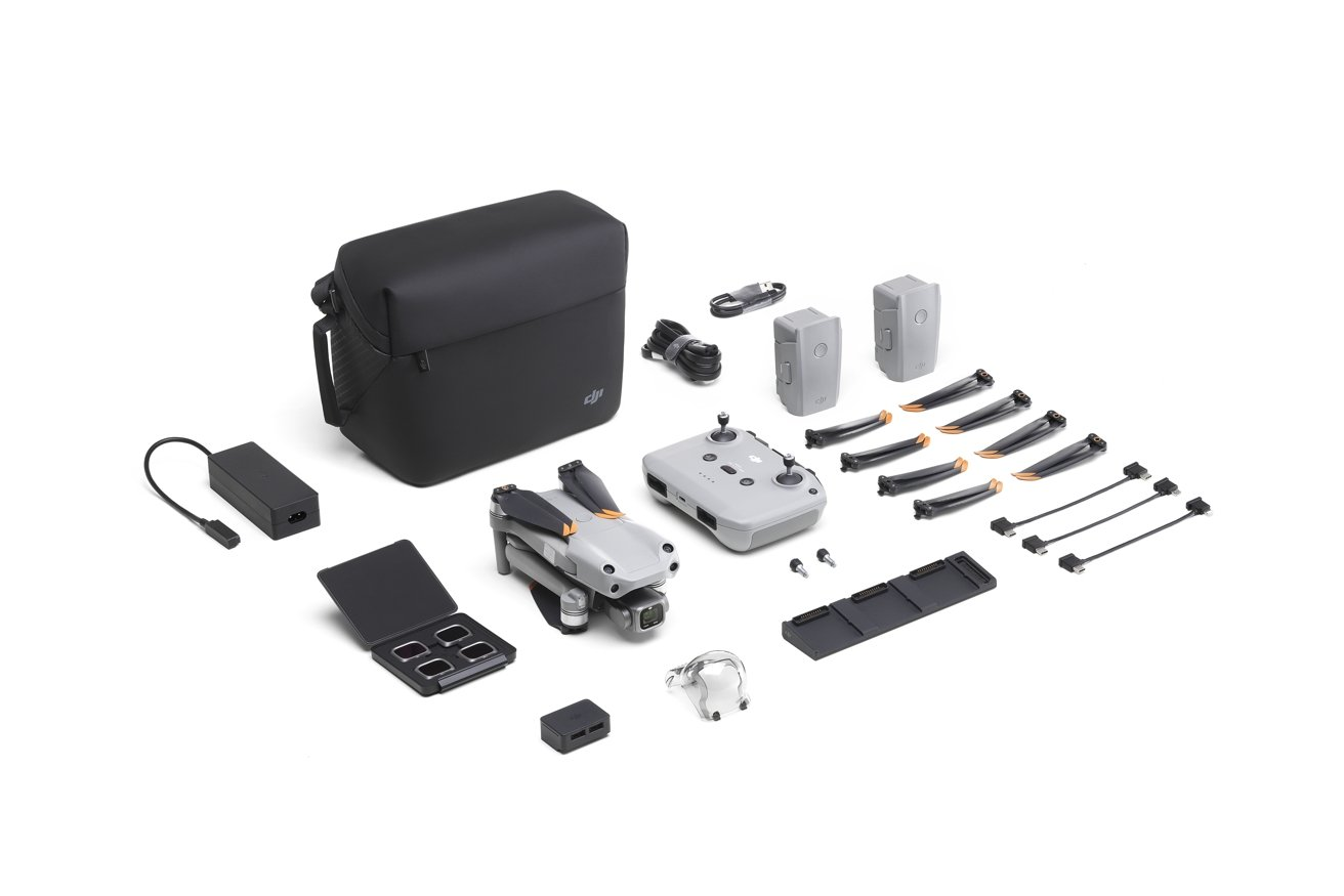 DJI Air 2S hits the sky with new camera and improved performance