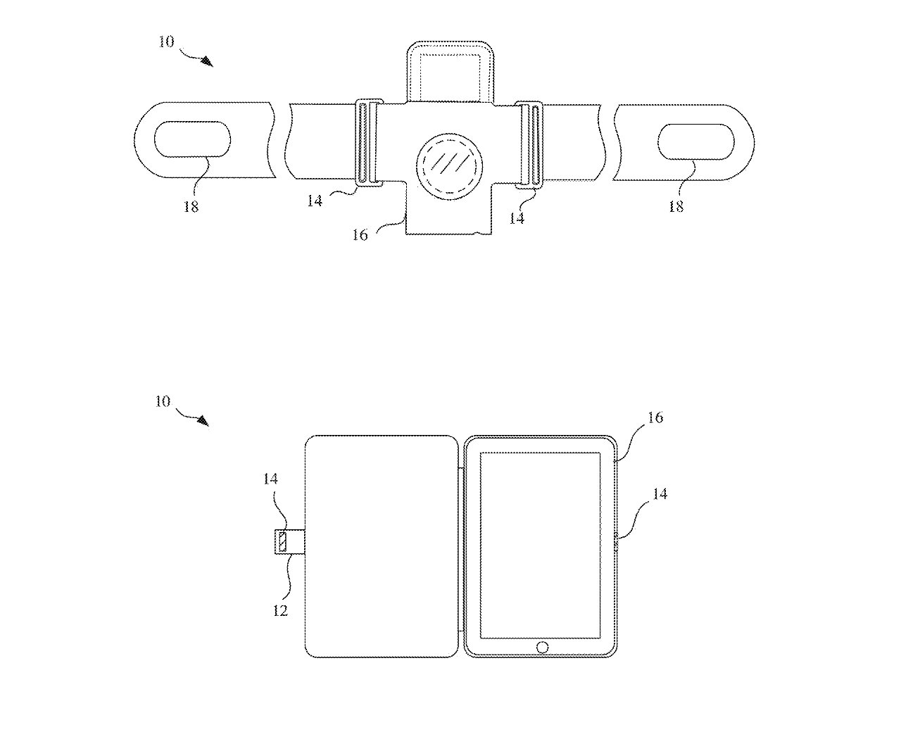 Apple expanding use of magnets in wearable bands, case covers