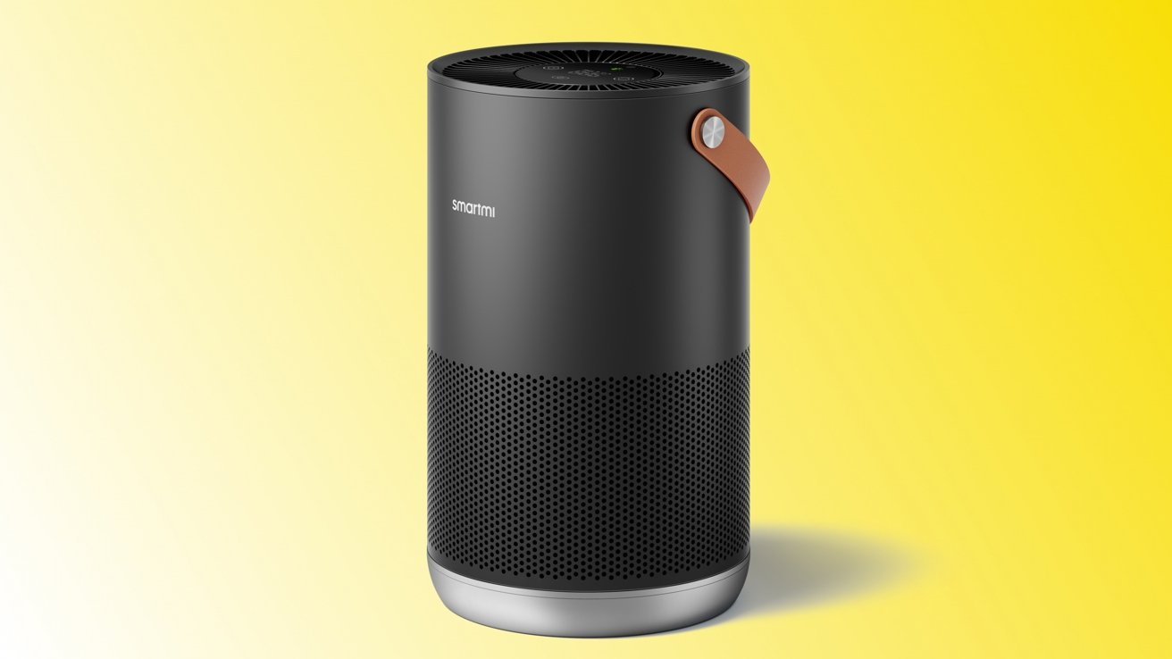 Smartmi P1 becomes newest air purifier with HomeKit support