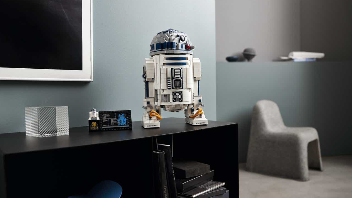 LEGO's New R2D2 Set Includes a Secret Nod to 'Return of the Jedi' – Review Geek