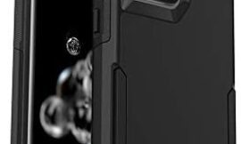 OtterBox COMMUTER SERIES Case for Galaxy S20 Ultra/Galaxy S20 Ultra 5G (ONLY – Not compatible with any other Galaxy S20 models) – BLACK