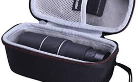 Monocular Case – LTGEM EVA Hard Case for Monocular Telescope Within Size 7.3 x 3.7 x 4 inches – Travel Protective Carrying Storage Bag (Sale Case Only)