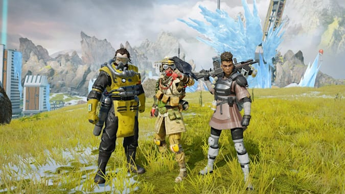 EA announces 'Apex Legends Mobile,' with regional betas starting this month