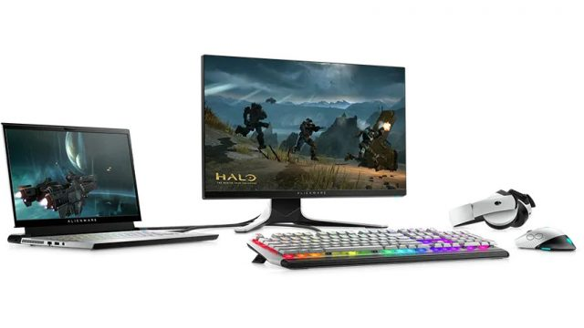 ET Deals: $360 Off Alienware M17 R3 Intel Core i7 17.3-Inch 144Hz Nvidia RTX 2060 Gaming Laptop, Dell S3221QS 4K 32-Inch Curved Monitor for $368