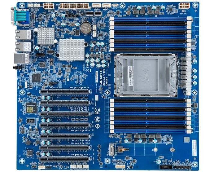 Three New E-ATX Motherboards For Intel Ice Lake-SP Xeons
