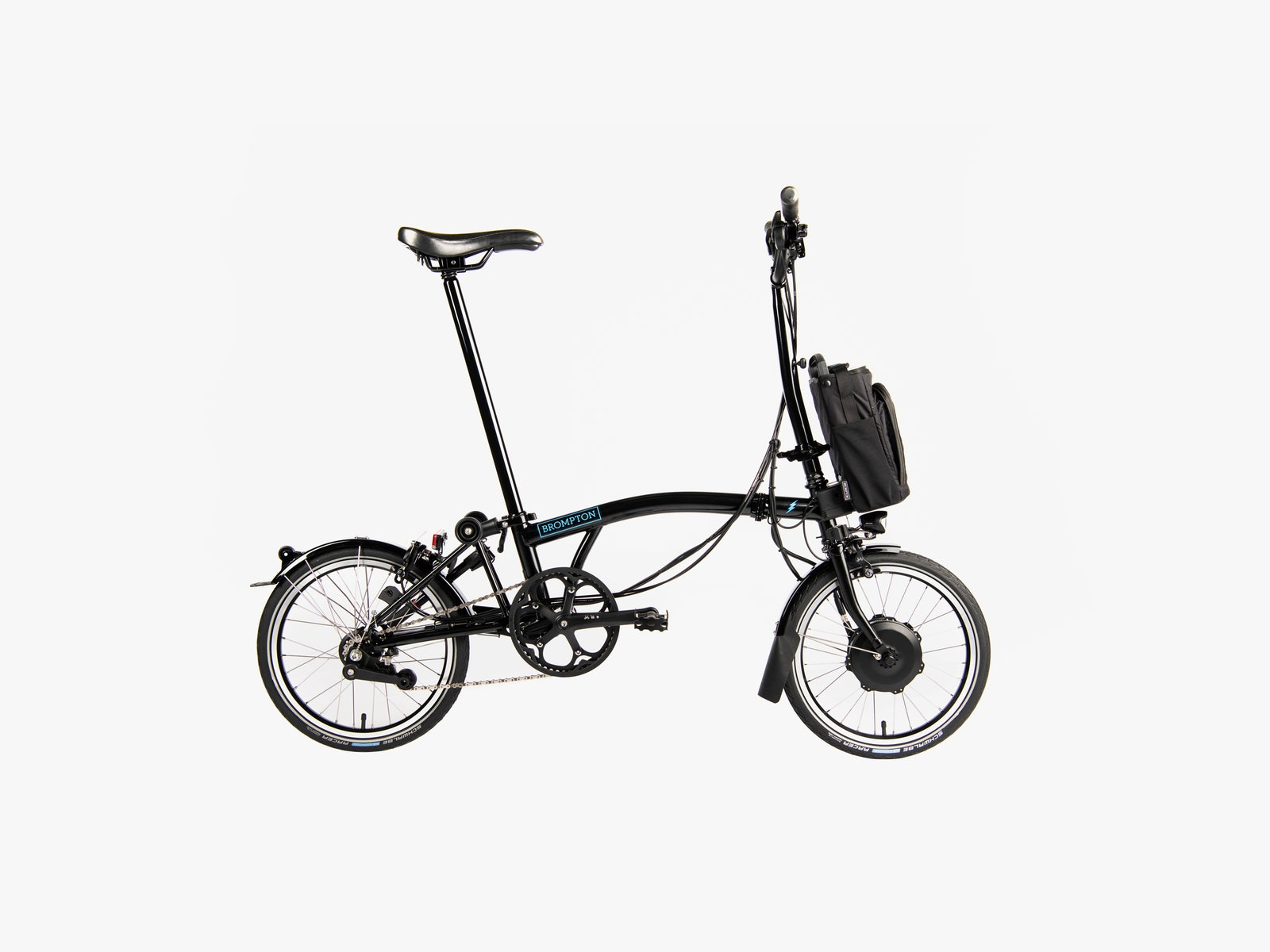 Brompton Electric Folding Bike Review: Stylish but Sluggish
