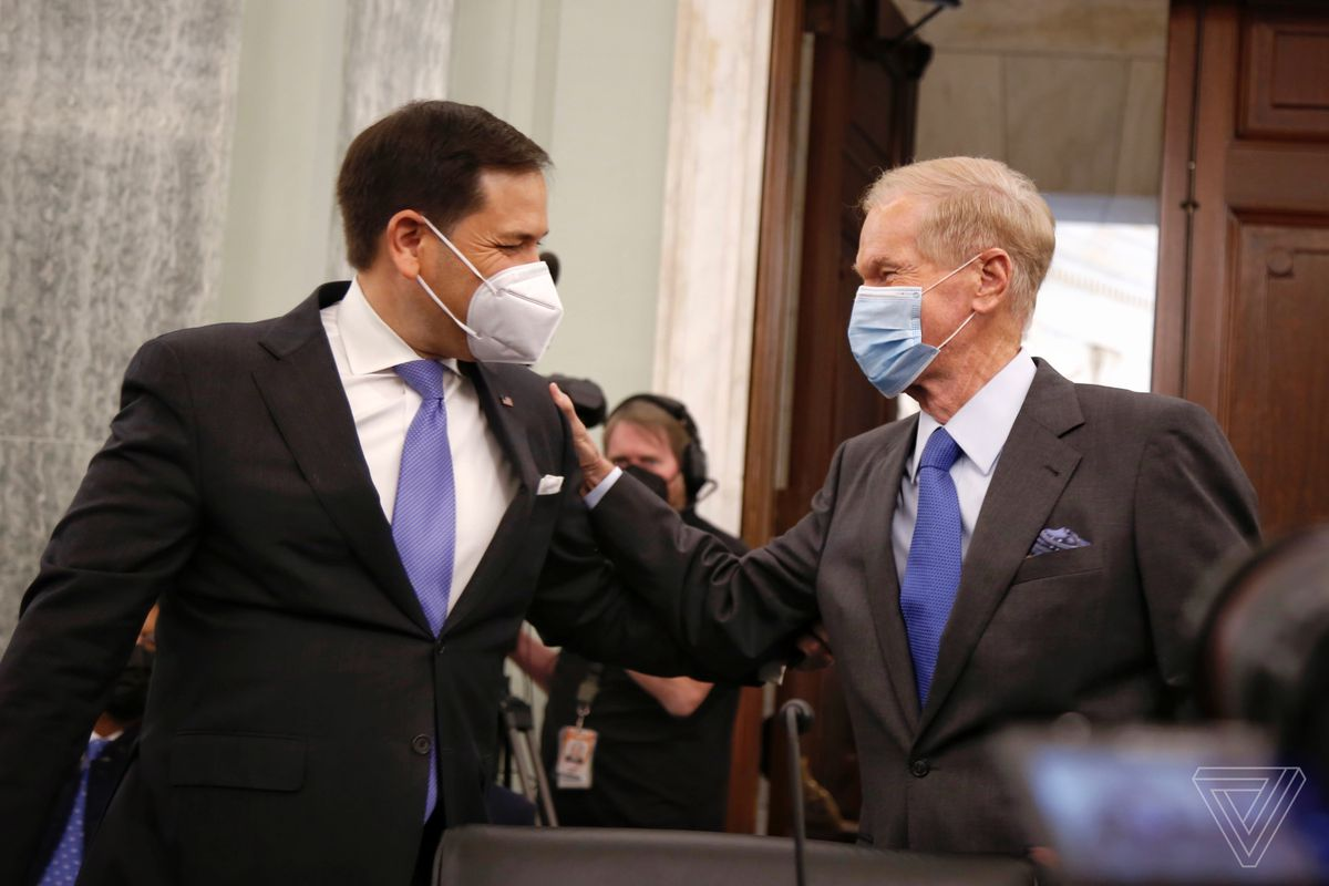 Bill Nelson backs NASA's Moon plans, climate change work in confirmation hearing