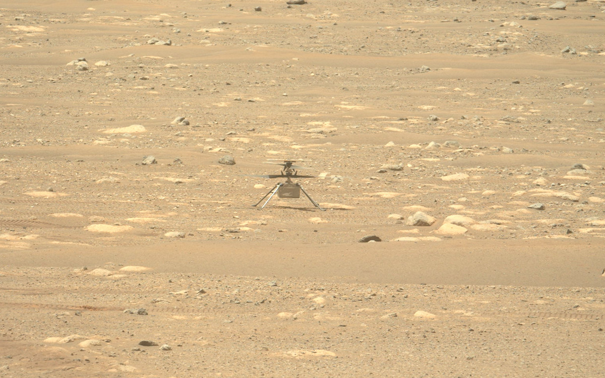 Ingenuity's flight on Mars is delayed again as NASA fixes a software bug