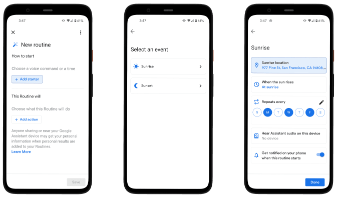 Google Assistant can fill out your payment info for your next takeout order