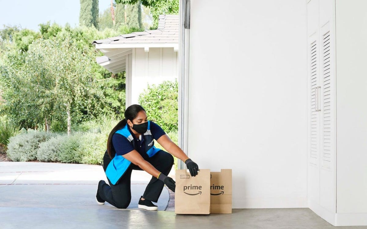 Amazon Expands In-Garage Grocery Delivery to Curb Porch Pirates – Review Geek
