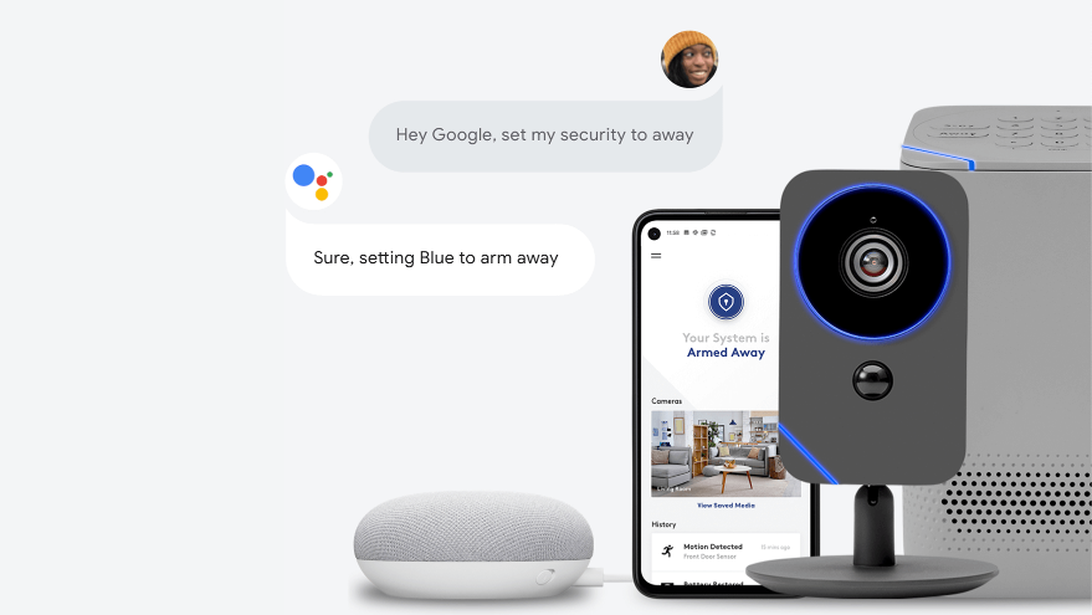 Read more about the article Google and ADT expand partnership with pro Nest installation and voice commands