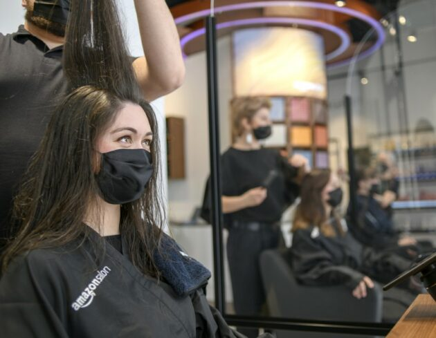 Amazon opening first hair salon in London in bid to test new technology and sell more beauty products