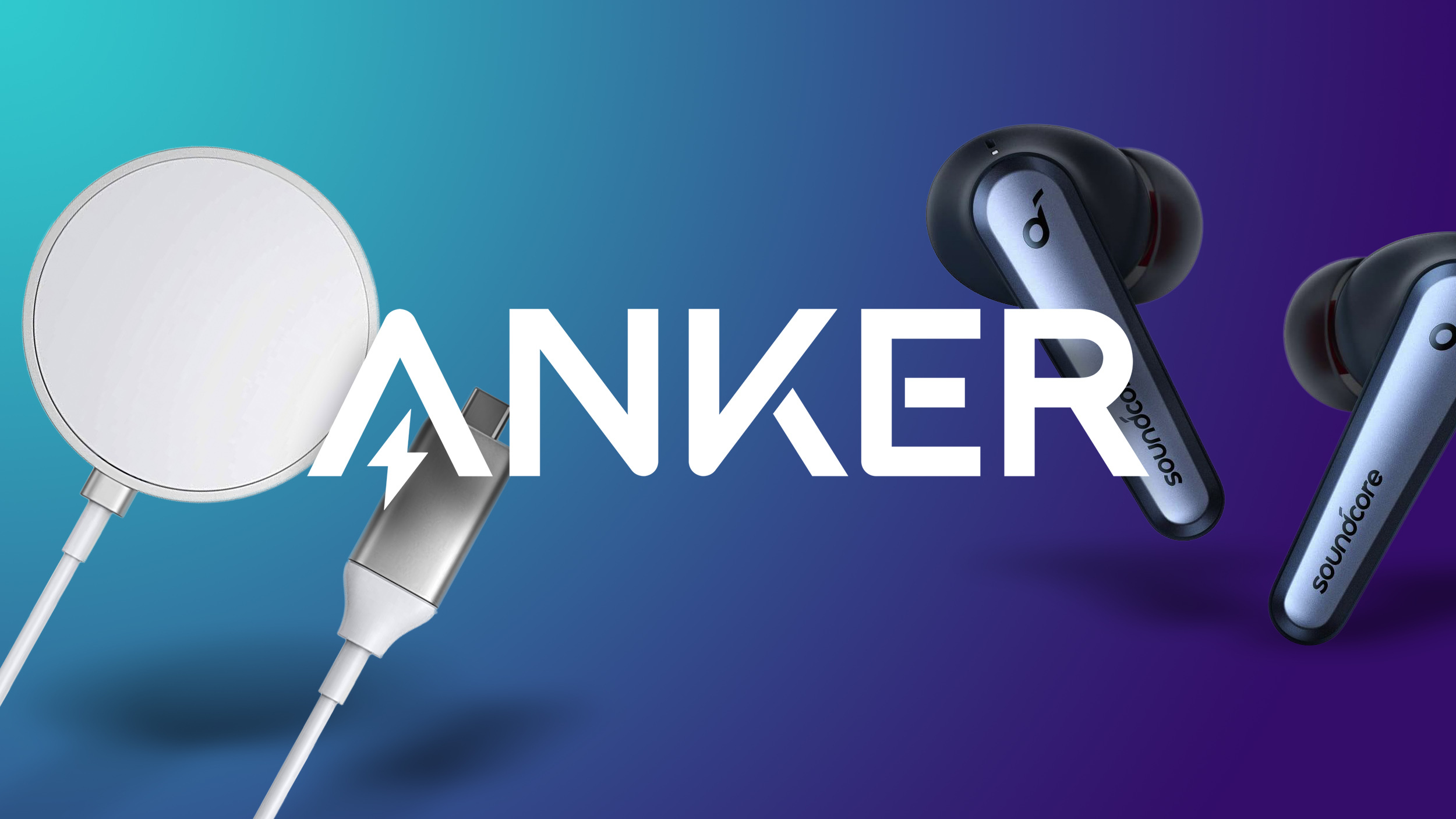 Deals: Anker Discounts New Assortment of Charging, Audio, and Smart Home Accessories