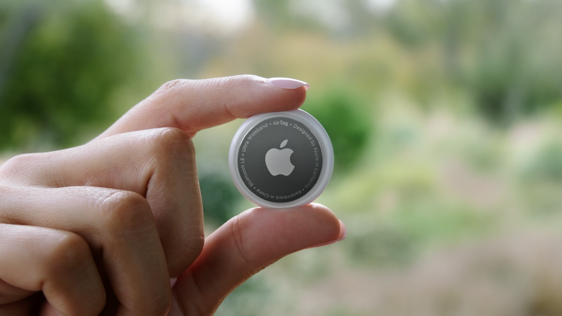Apple AirTags are $29 and here to help find your lost keys and phone