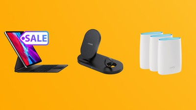 Deals: Save on Anker Charging Accessories, Netgear's Orbi Mesh Router System, and More