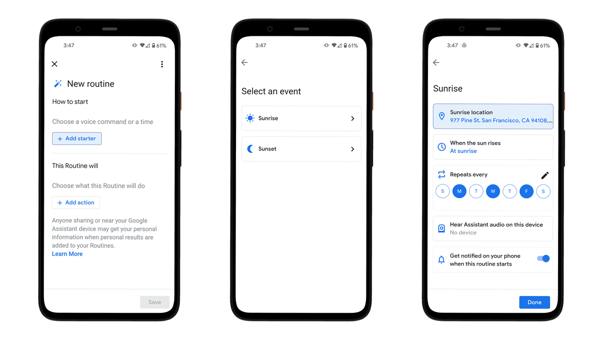 Google's Upcoming Assistant Shortcuts Still Aren't the Routines We Need – Review Geek