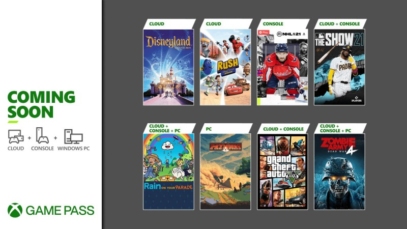 Xbox Game Pass Adds 8 New Games, Over 50 Cloud-Enabled Titles With Xbox Touch Controls