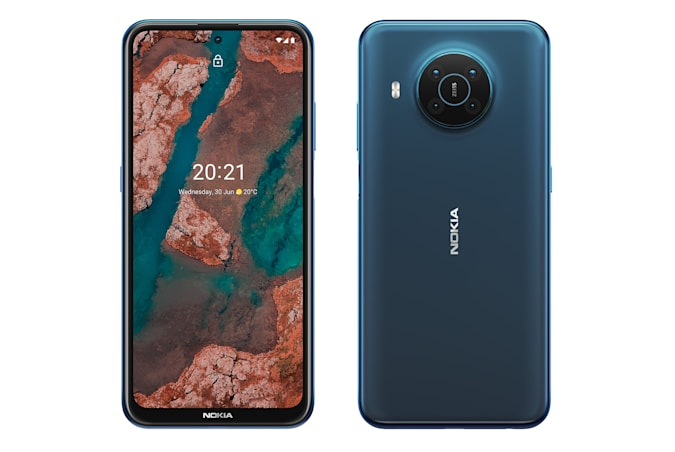 Read more about the article HMD revamps its Nokia smartphone lineup with six new affordable models