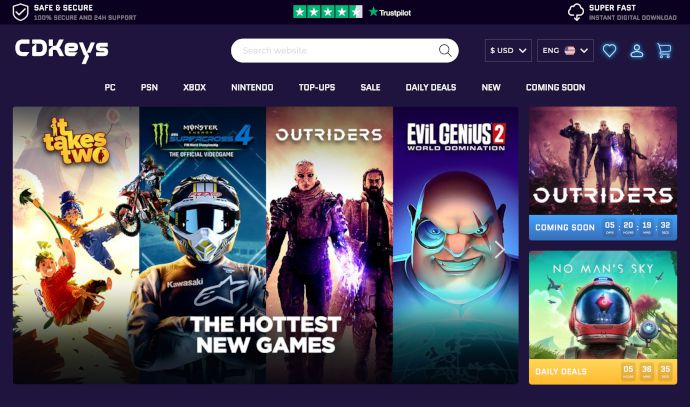 Read more about the article How to Find the Best Video Game Deals and Sales: 8 Sites to Bookmark