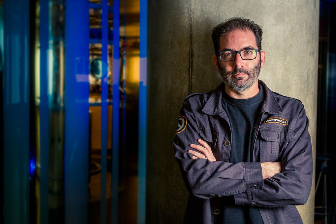 Jeff Kaplan left Blizzard, but he wants fans to 'take care of the Overwatch team'
