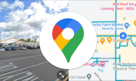 How to Use Google Maps Street View in Split Screen on Android