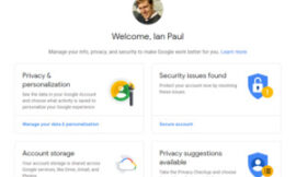 How to find and delete your Google data history