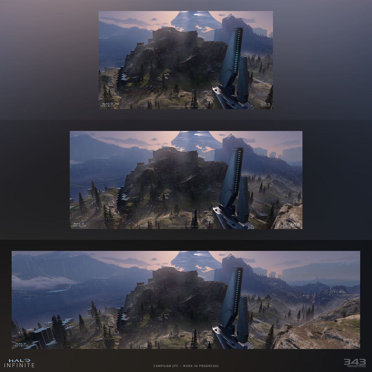 Read more about the article Microsoft reveals how Halo Infinite will look on 32:9 super ultrawide monitors and other PC perks