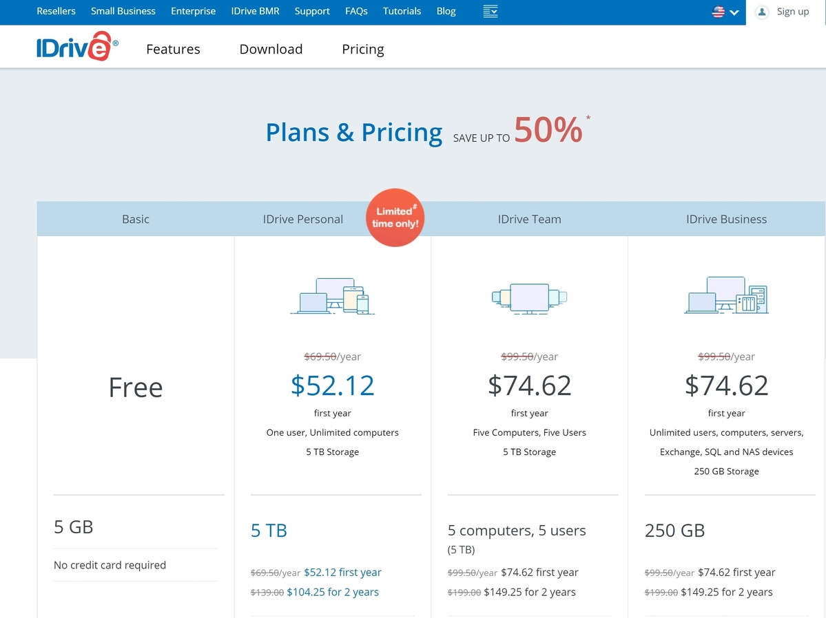 iDrive review: Online backup, file sharing, and more