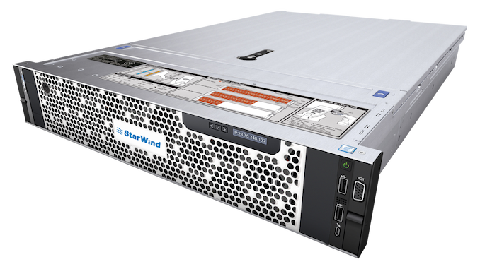 StarWind Harness the Power of SSD for its All-Flash Hyperconverged Appliance (HCA)