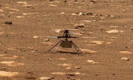 NASA's Mars Helicopter Completes Its Third and Most Impressive Flight