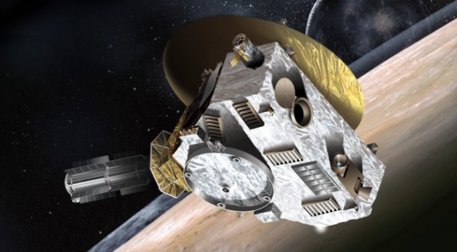 New Horizons Reaches Deep-Space Milestone, Snaps Photo
