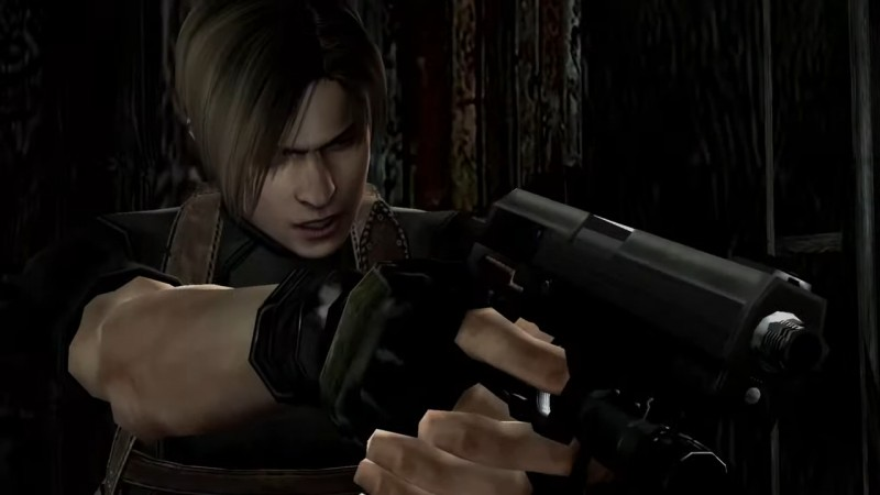 Resident Evil 4 VR Announced For Oculus Quest 2