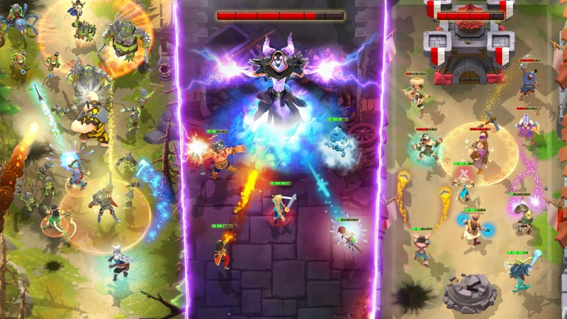 Rovio's Darkfire Heroes RPG Launches On April 15