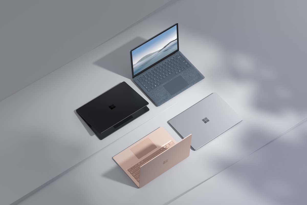 Why doesn't the Surface Laptop 4 have the latest Ryzen processors?