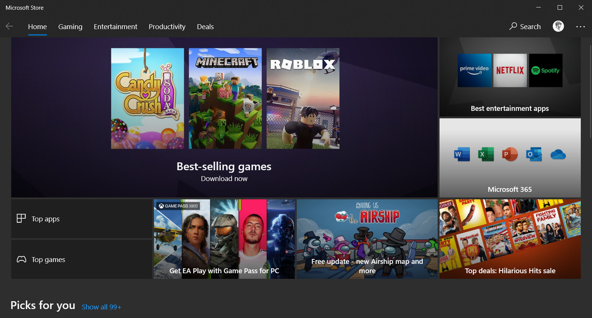 Microsoft reportedly working on new Windows store that's open to all apps and games