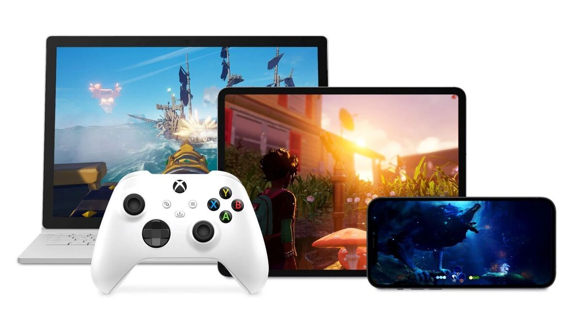 Microsoft's Xbox Cloud Gaming launches on PCs, iPad, and iPhone this week