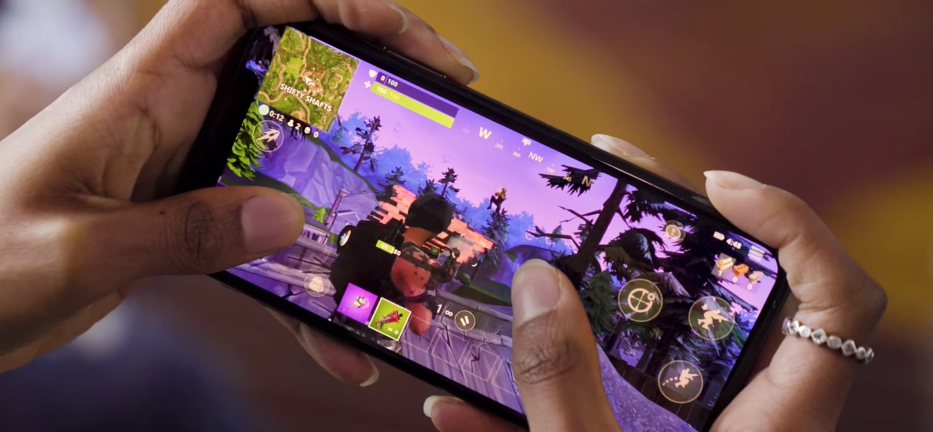 Apple says it made over $100 million in commission from Fortnite