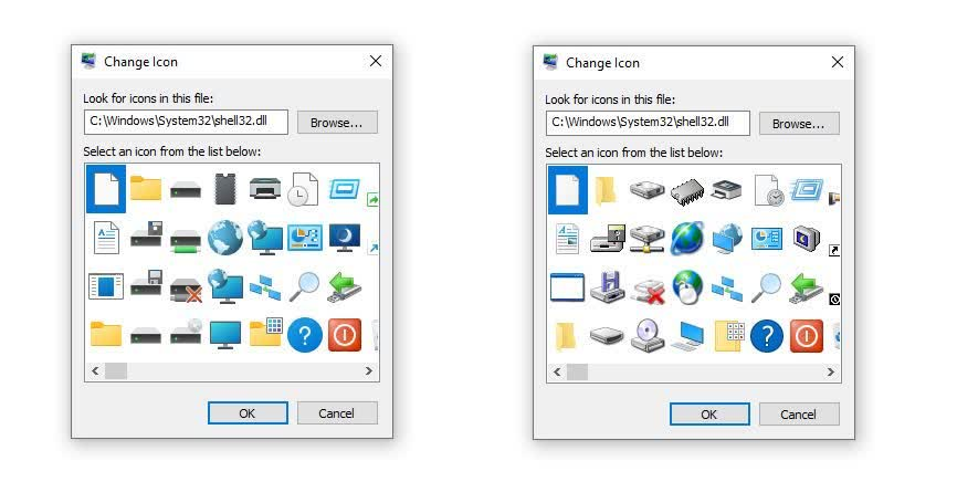 Read more about the article Windows 10's Sun Valley update revamps icons used since Windows 95