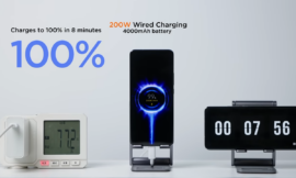 Xiaomi demos HyperCharge: fully juice a 4,000mAh battery in just 8 minutes