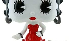 Funko POP! Animation Betty Boop Chase Variant Figure – E.E. Exclusive