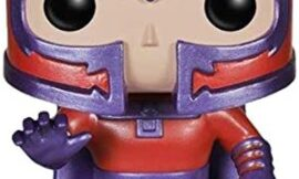 Funko Pop Marvel Magneto Exclusive Vinyl Bobble Head No. 62 Metallic Variant