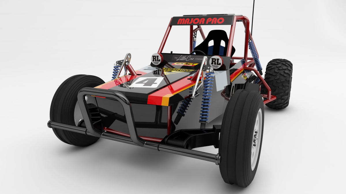 This Adult-Sized Tamiya Wild One RC Car is Fully Electric and Drivable – Review Geek